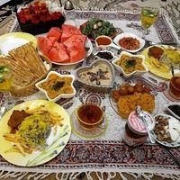 بهترین گزینه افطار در ماه رمضان