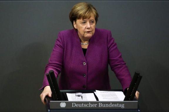 مرکل خواهان تمدید تحریمهای اقتصادی اروپا علیه روسیه شد