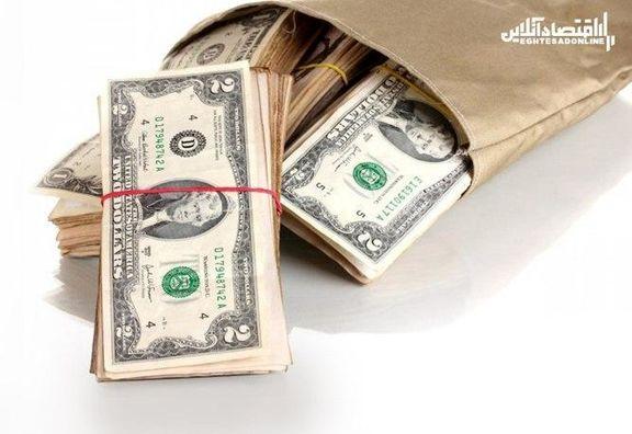 قیمت دلار درصرافی ملی