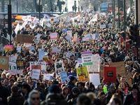 دورخیز مخالفان ترامپ برای تظاهرات در لندن