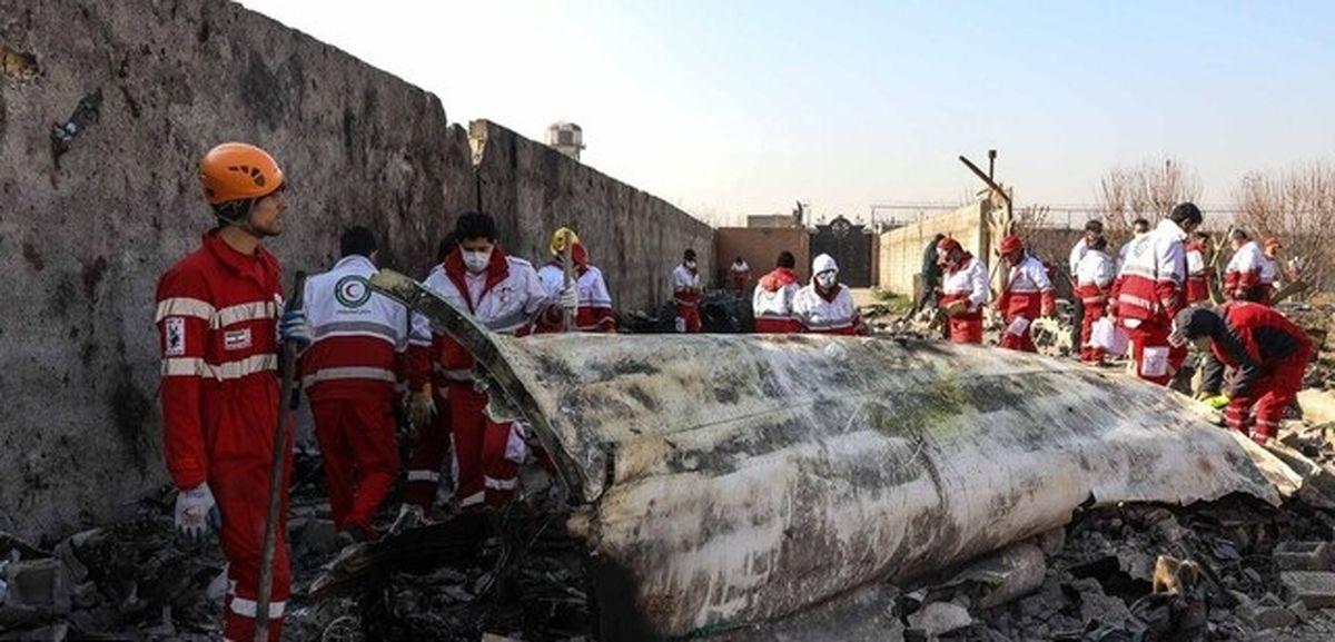 هیات ایران درباره هواپیمای اوکراینی به کییف میرود