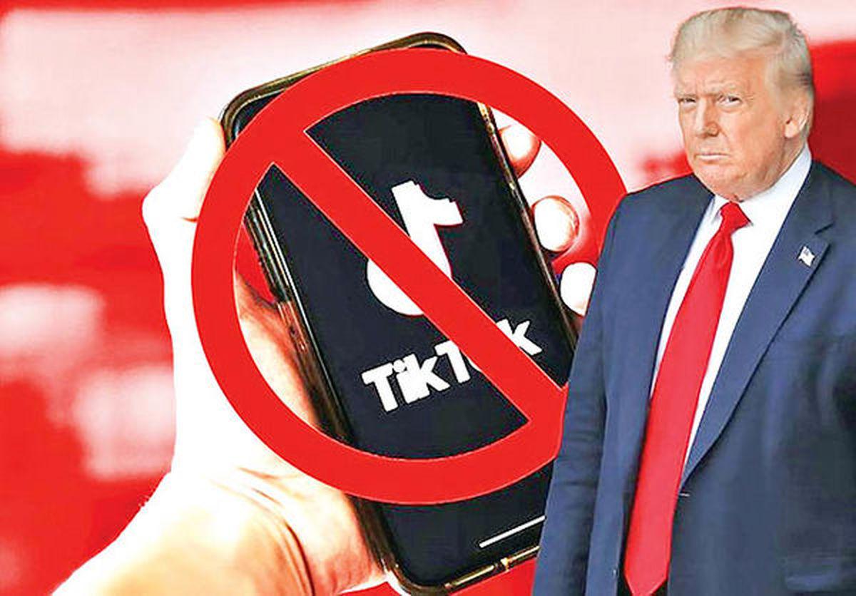 خطونشان جدید ترامپ برای فروش تیکتاک