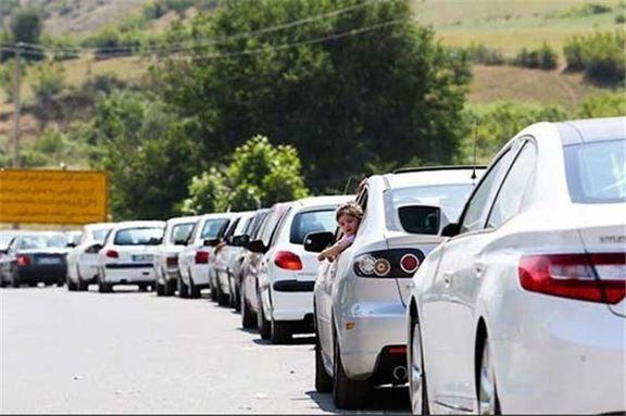 ممنوعیت تردد در 22محور/ سفرهای نوروزی را کنسل کنید