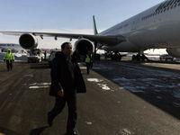 بازگشت زائران عتبات بازمانده از پرواز بغداد به کشور