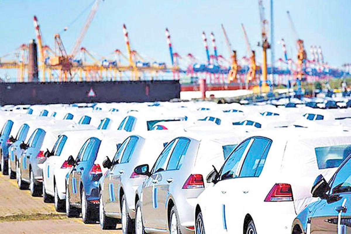 عوارض ورودی خودروهای سواری تعیین شد
