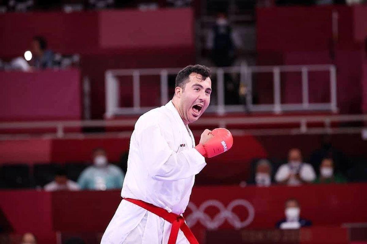 سجاد گنج زاده طلا المپیک را گرفت