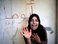 غزه و اسرائیل در آتش جنگ +تصاویر