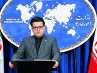 ابراز نگرانی ایران از آزمایش اخیر موشک بالستیک و هستهای فرانسه