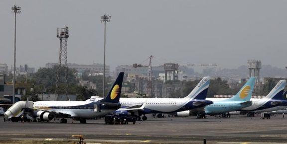 تصمیم هند در خصوص عدم پرواز در حریم هوایی ایران