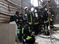 ورود دستگاه قضایی به پرونده آتشسوزی هتل آسمان