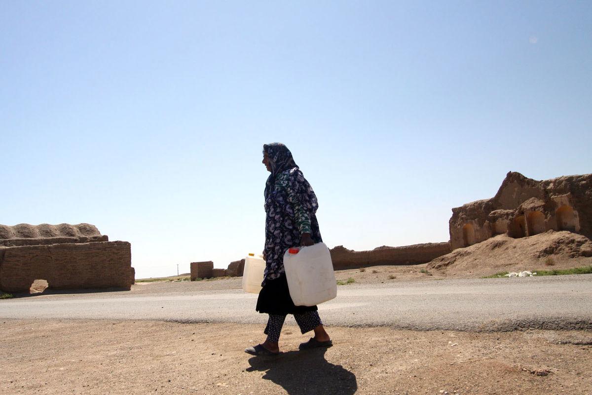 آبرسانی سیار به روستاهای تشنه