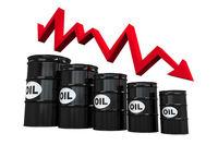 کاهش قیمت نفت نزولیتر شد