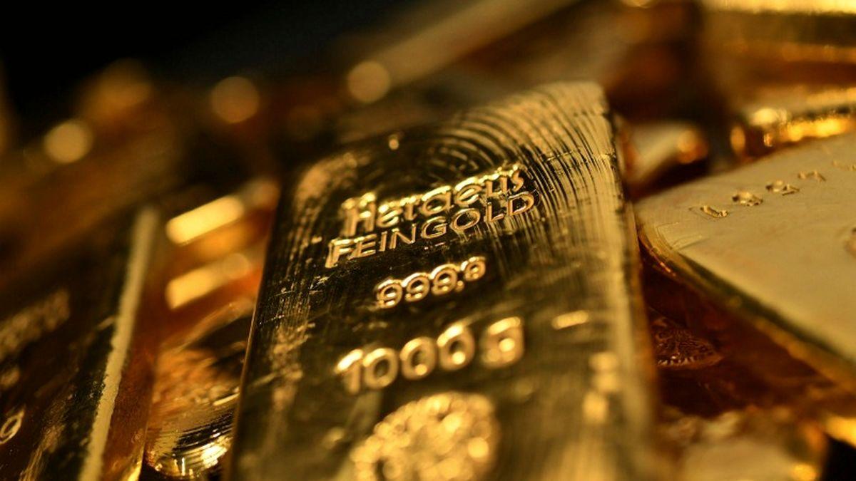 قیمت طلا در بازار جهانی رشد کرد