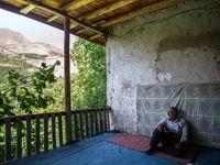 پایتخت زغال اخته ایران +عکس