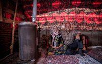 عشایر «کرمانج» خلخال +تصاویر