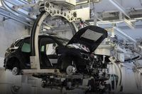 ضرر ۱۱۰میلیارد دلاری خودروسازان از کمبود تراشه