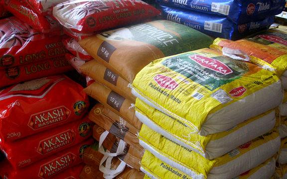 رشد ۷۶درصدی واردات برنج در سال۹۶+جدول