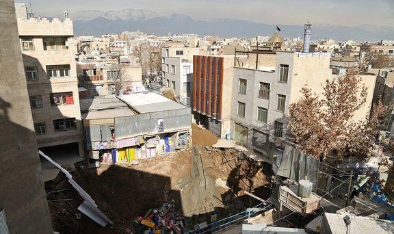 وقتی قناتها زیرپای تهران را خالی میکنند!