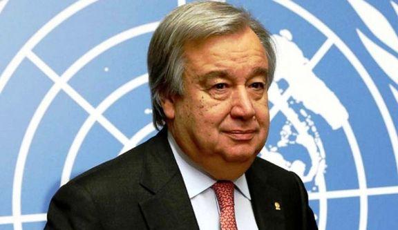 دبیرکل سازمان ملل حلول ماه مبارک رمضان را تبریک گفت