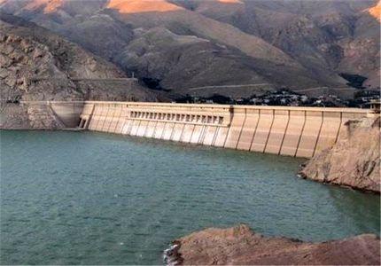 ذخیره آبی ۷۳سد مهم کشور کمتر از ۴۰درصد شد