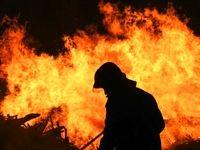 آتش سوزی در قنادی ۲کشته برجا گذاشت
