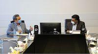 برگزاری نشست مشترک مدیرعامل بانک ملت و مدیرعامل ایرانسل