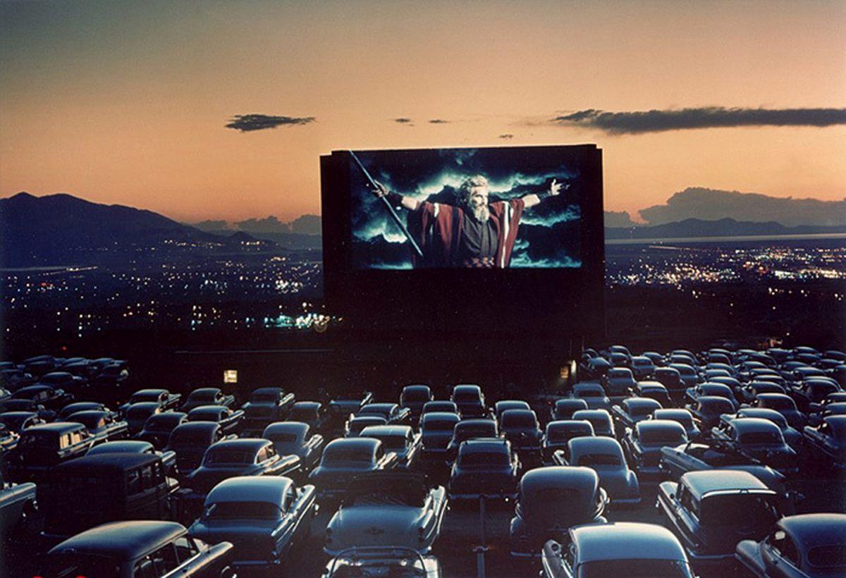 جزئیاتی از طرح سینماماشین