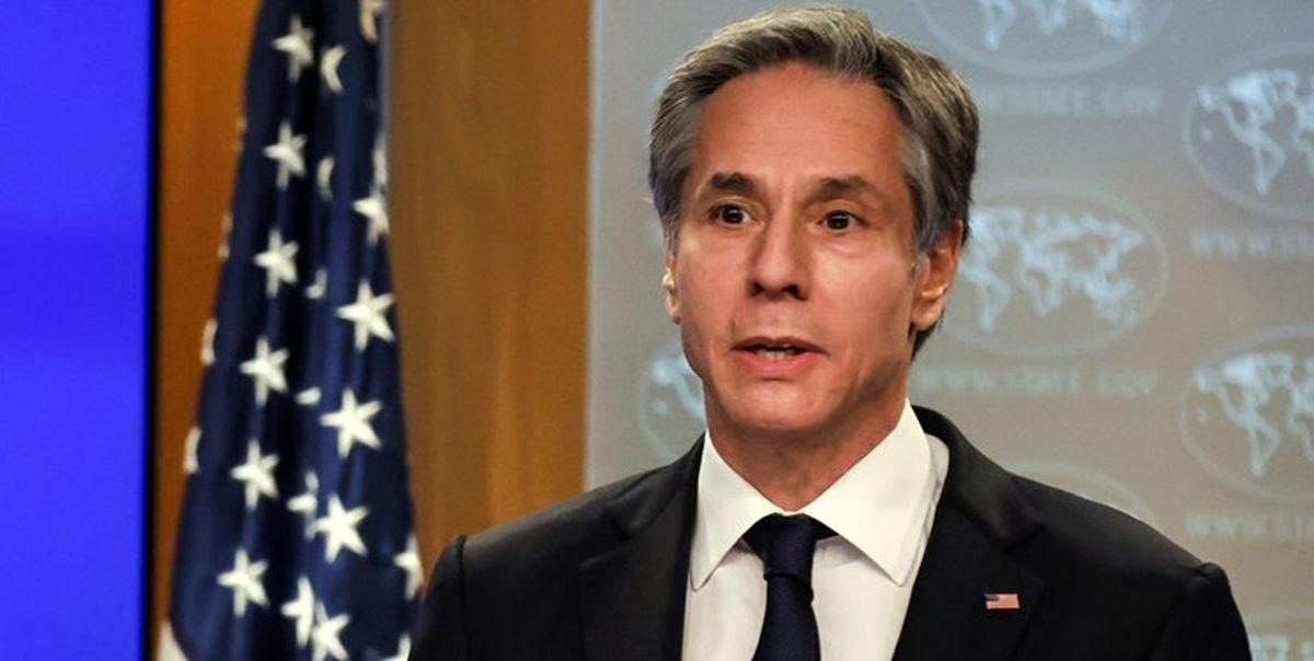 ادعای بلینکن درباره ایران در مصاحبه با شبکه آمریکایی