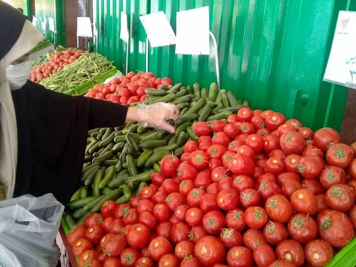 صیفیجات ارزان میشود