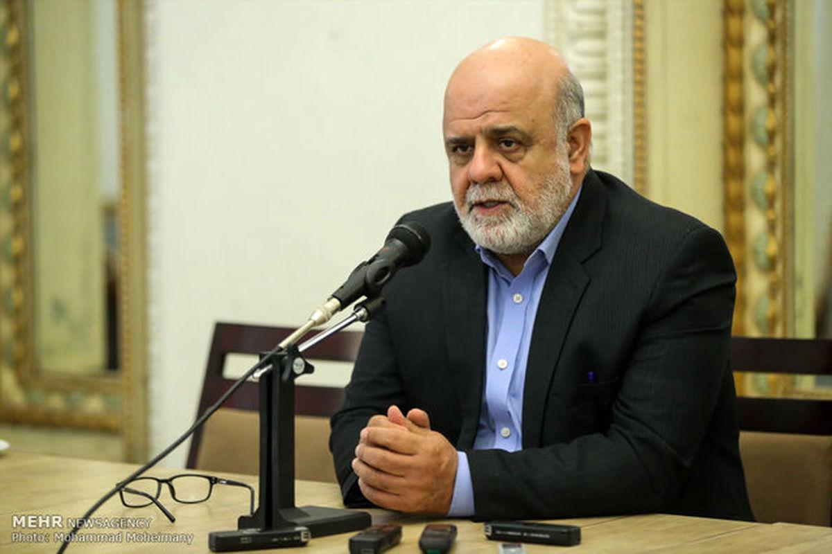 بازگشت همه مستشاران نظامی ایران از عراق