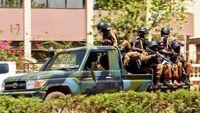 حمله خونین به کلیسایی در بورکینافاسو