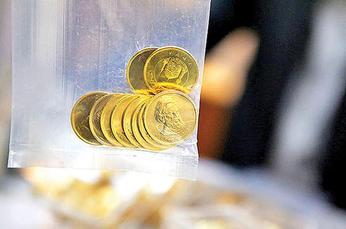 قیمت سکه/ (عصر نیمه مرداد ماه)
