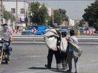 کودکان کار در منگنه قاچاق و رد مرز