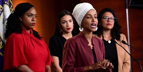 ترامپ بار دیگر به زنان کنگره توهین کرد