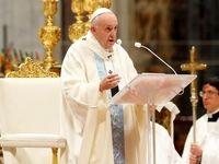 درخواست محقق داماد از پاپ برای رفع تحریمها علیه ایران