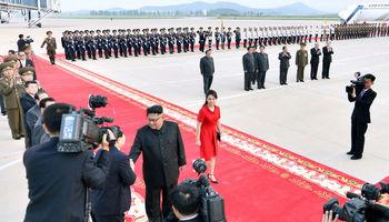 سفرهای خارجی رهبر کره شمالی+تصاویر