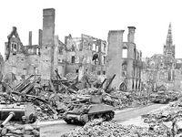 ویدیو کمیاب از ویرانههای آلمان بعد از جنگ جهانی دوم