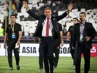 کارلوس کیروش برای تماشای بازی پرسپولیس به قطر رفت