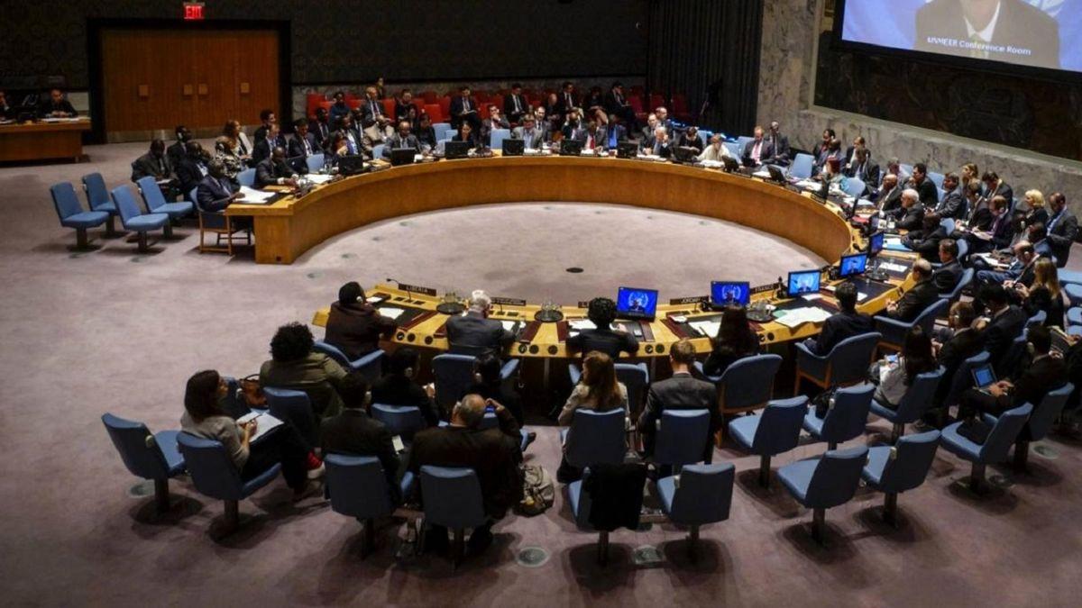 شورای امنیت برای بررسی تحولات افغانستان جلسه فوری گذاشت