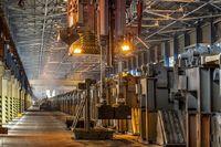 رشد ۶۶درصدی میزان تولید آلومینیوم