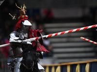جشنواره قرون وسطی در روسیه +تصاویر