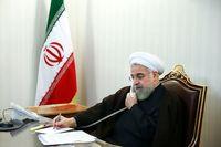 روحانی: تنها راه مقابله با اقدامات آمریکا اتحاد است