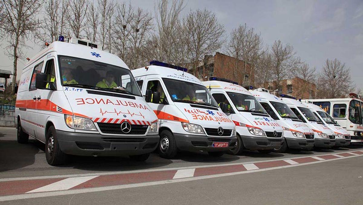 سهمیه سوخت کدام آمبولانس ها آزاد محاسبه می شود؟