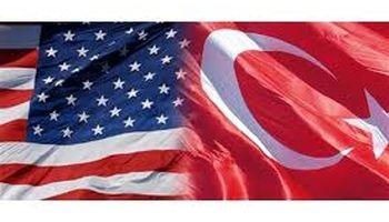 آمریکا به دنبال اعمال تحریم علیه ترکیه است