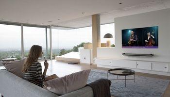 رونمایی الجی از تلویزیونهای پیشرفته مجهز به هوش مصنوعی