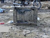 روستاهای گرفتار در سیلاب بلوچستان +عکس