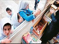 فروش ۲۰قلم خوراکی در بوفه مدارس ممنوع شد