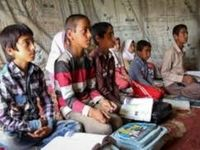غیبت دانش آموزان محروم در دفتر حضور و غیاب شبکه شاد