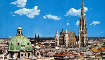 کلیسای سنت چارلز وین در اتریش +تصاویر