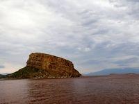 شرایط امیدبخش دریاچه ارومیه به روایت تصویر
